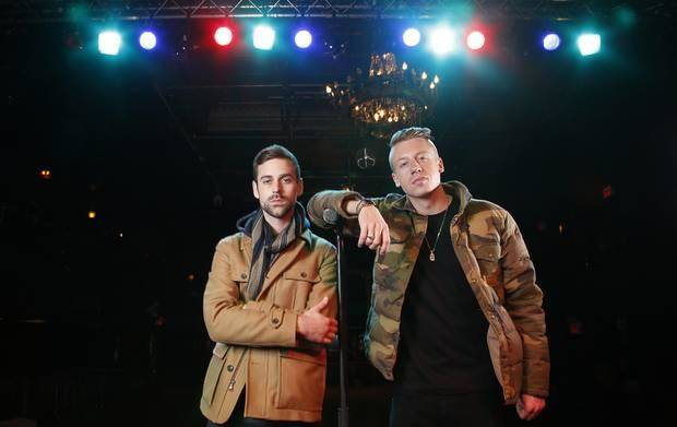 Macklemore & Ryan Lewis (AP file)