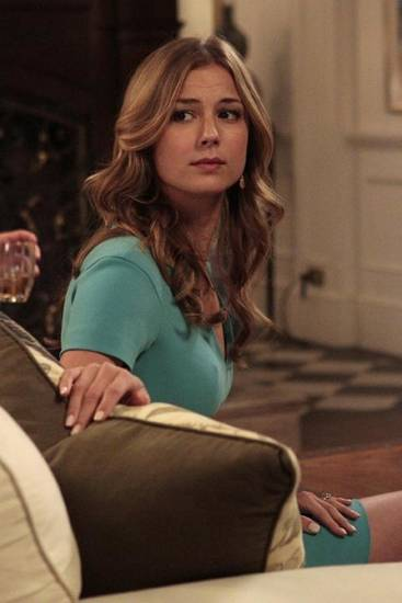 "Emily VanCamp stars in ""Revenge."" - Photo by Carin Baer/ABC"