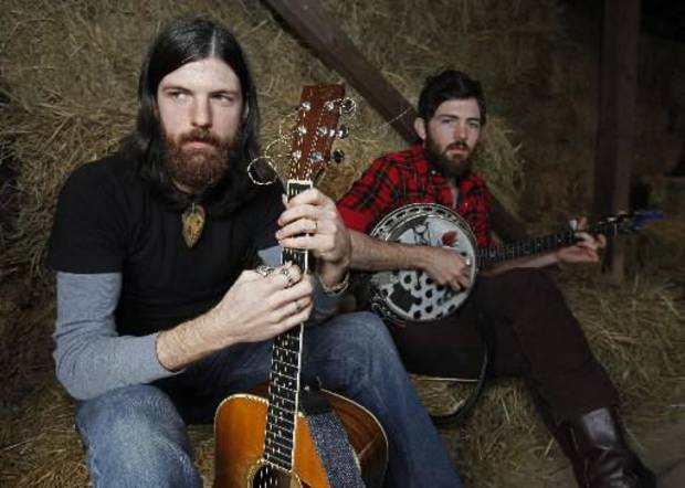 Avett Brothers (AP file)
