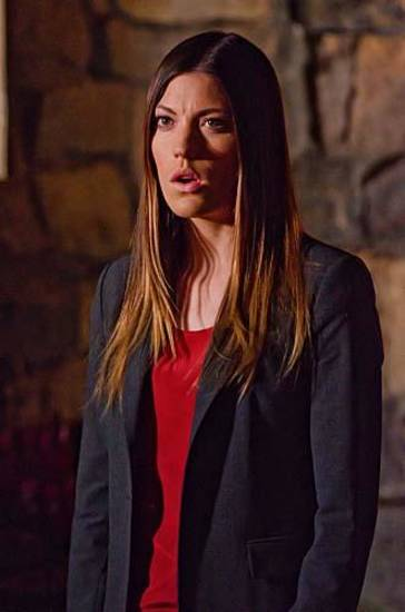 Jennifer Carpenter as Debora Morgan (Season 6, episode 12-season finale) - Photo: Randy Tepper/Showtime - Photo ID: dexter_612_0822