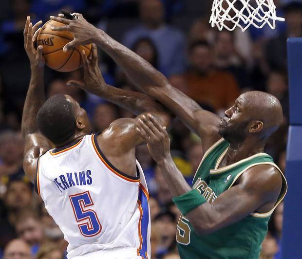 Oklahoma City Thunder: How about trading Kendrick Perkins for K…