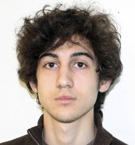This photo released Friday, April 19, 2013 by the Federal Bureau of Investigation shows a suspect that officials identified as Dzhokhar Tsarnaev, being sought by police in the Boston Marathon bombings Monday.  (AP Photo/Federal Bureau of Investigation)
