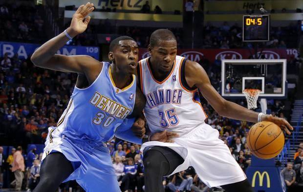 The Sports Links Blog: Kevin Durant on player rankings, Nolan R…