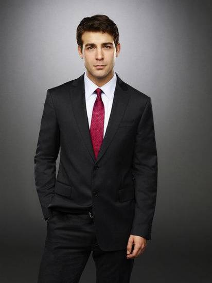 POLITICAL ANIMALS -- Season: 2012 -- Pictured: James Wolk as Doug Hammond -- (Photo by: Andrew Eccles/USA Network)
