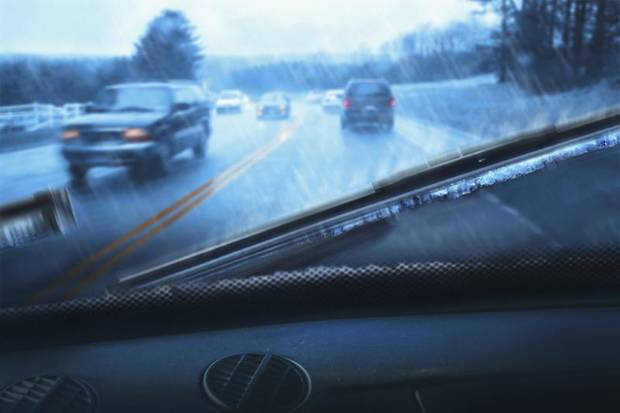 Change your wiper blades regularly for safer driving. (NewsUSA)