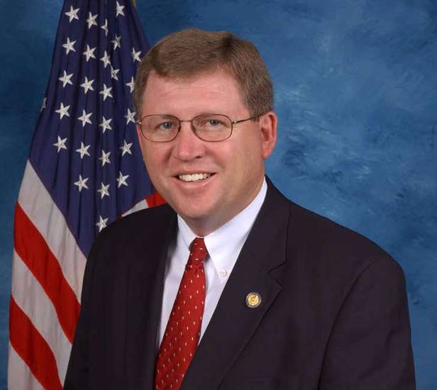 U.S. Rep. Frank Lucas, R-Cheyenne. Photo provided