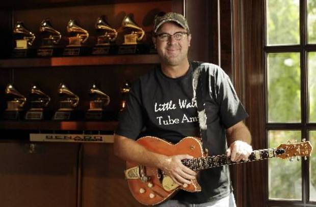 Vince Gill (AP file)