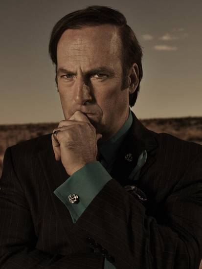"Bob Odenkirk as Saul Goodman in  ""Breaking Bad."" - Photo Credit: Frank Ockenfels 3/AMC"