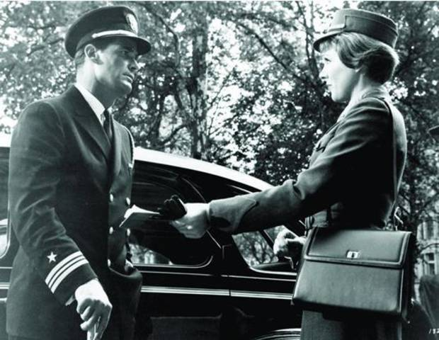 """James Garner and Julie Andrews star in """"The Americanization of Emily."""" Photo provided"""