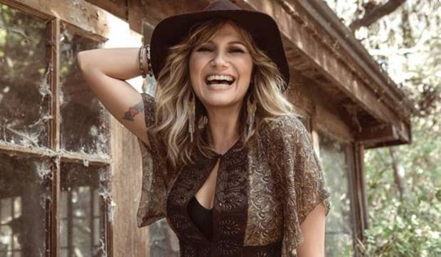 """Jennifer Nettles is touring in support of her solo album """"That Girl."""" Photo by James Minchin."""