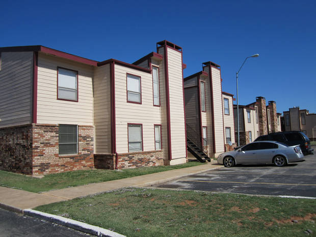 Park Forest Apartments, 4328 SE 46.  Photo Provided