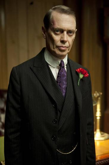 """BOARDWALK EMPIRE"": Steve Buscemi. Photo by Macall B. Polay/Courtesy of HBO"