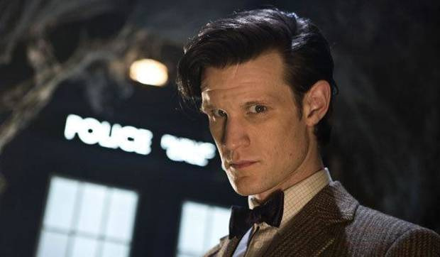 Matt Smith as the 11th Doctor. (BBC America)