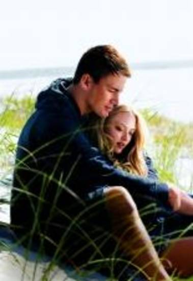 Channing Tatum and Amanda Seyfried