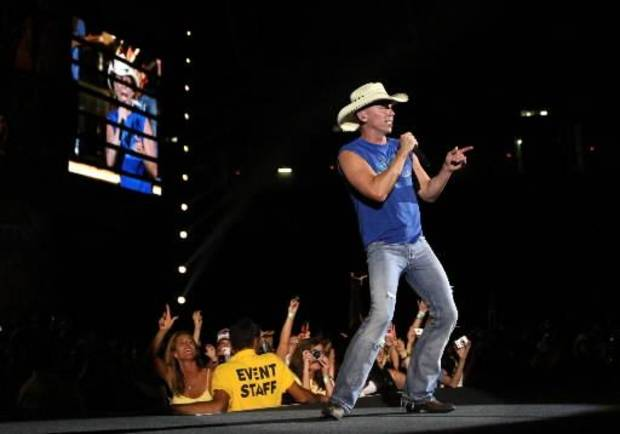 Kenny Chesney (AP file)