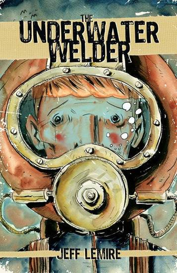"""The Underwater Welder."" Top Shelf. <strong></strong>"