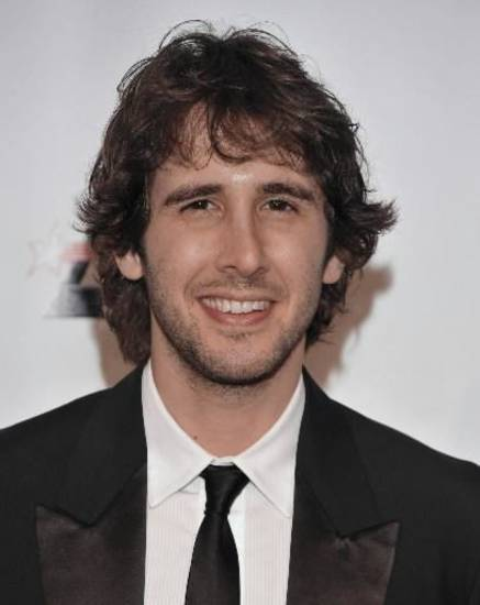 Josh Groban (AP Photos/Vince Bucci)