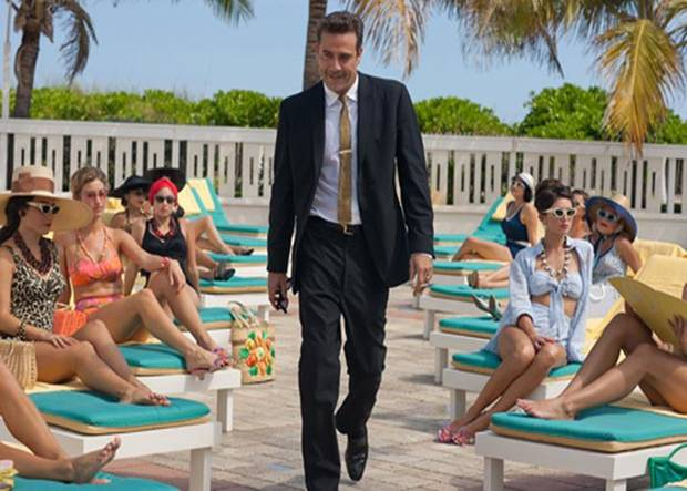 "Jeffrey Dean Morgan in ""Magic City"" - Starz Photo"