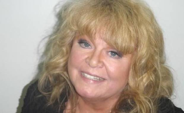 Sally Struthers is seen in this booking photo released by the Ogunquit Police Department.