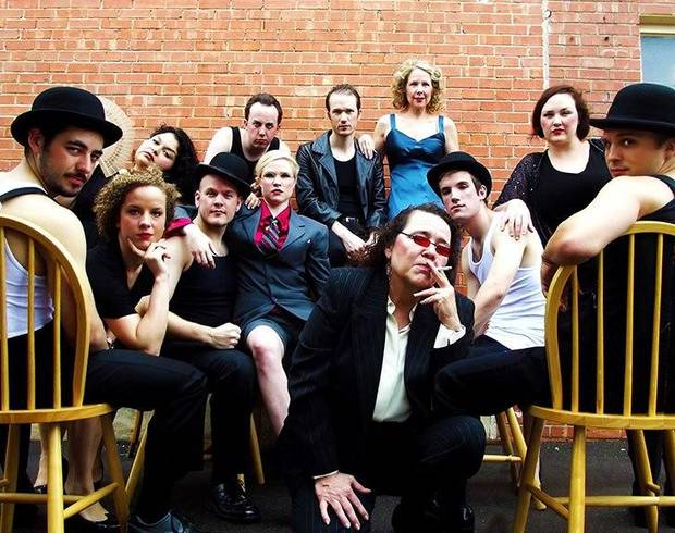 The cast of Reduxion Theatre's Richard III in Oklahoma City playing through Nov. 25. Photo provided