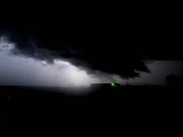 May 19th, 2012 Storm east of Dill City, OK
