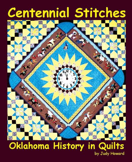 Book profits from Judy Howard's three award-winning books go to charity quilting nonprofit groups. See www.HeavenlyPatchwork.com<br/><b>Community Photo By:</b> Beth Brockman<br/><b>Submitted By:</b> Judy, Okla. City, Okla