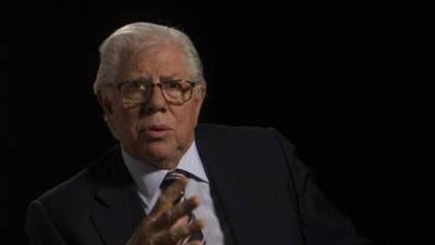 Carl Bernstein - Discovery Channel Photo
