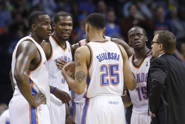 OKC Thunder roundtable: Is the Kendrick Perkins injury concerni…