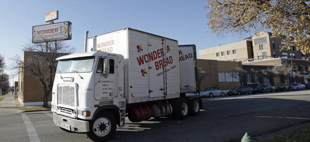   A Wonder Bread truck pulls out of the Utah Hostess plant in Ogden, Utah, Thursday, Nov. 15, 2012. Hostess Brands Inc. said it likely won&#039;t make an announcement until Friday morning on whether it will move to liquidate its business, after the company had set a Thursday deadline for striking employees to return to work. The maker of Twinkies, Ding Dongs and Wonder Bread said Thursday it will file a motion in U.S. Bankruptcy Court to shutter operations if enough workers don&#039;t return by 5 p.m. EST. That would result in the loss of about 18,000 jobs, including hundreds in Ogden. (AP Photo/Rick Bowmer)  