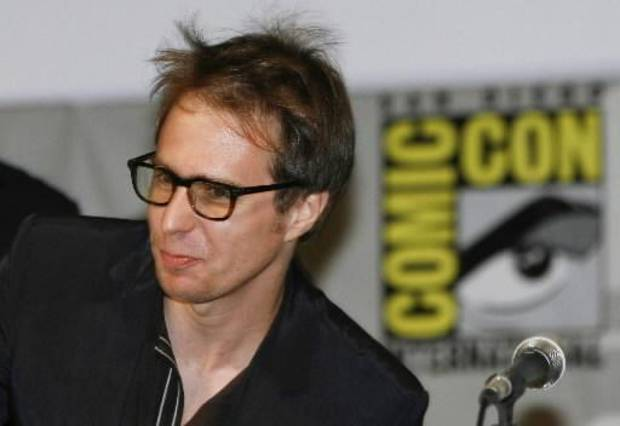 Sam Rockwell at Comic-Con International in 2009.