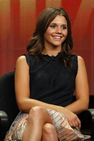 "SUMMER PRESS TOUR - August 7, 2011 - ""The Lying Game"" Session - Alexandra Chando at the Disney/ABC Television Group 2011 Summer Press Tour at the Beverly Hills Hilton in Beverly Hills, California. (ABC FAMILY/RICK ROWELL)"