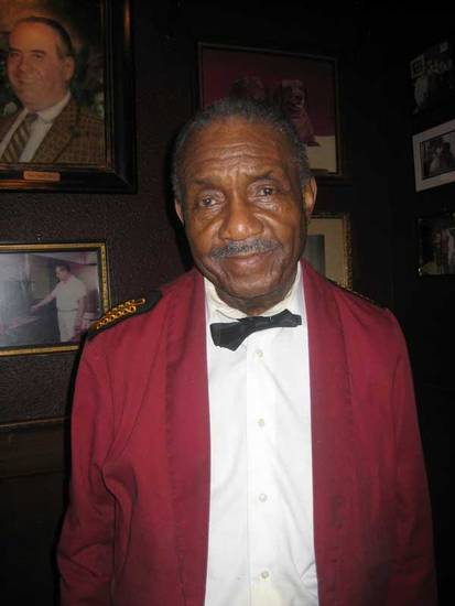Robert Antoine Jones, who at 18 was the first employee of Jamil&#039;s, now celebrating its 65th year of providing renowned Lebanese-style cuisine.