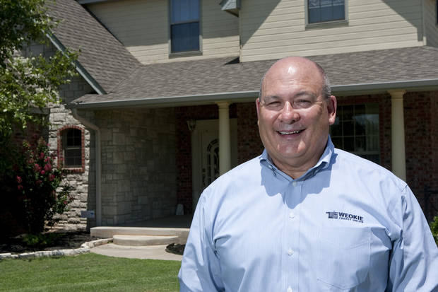 Doyle Province is vice president of mortgage lending at WEOKIE Credit Union. Photo by Mitchell Alcala, The Oklahoman