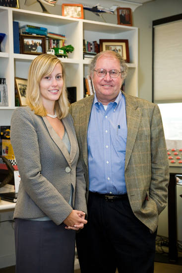 This undated photo shows  portfolio managers Samantha McLemore, left, and Bill Miller, right,  of the Legg Mason Capital Management Opportunity Fund. Legg Mason Capital Management Opportunity was the top-performing U.S. diversified stock mutual fund of 2012, with a return of 39.6 percent. That�s more than double the 16 percent return of the Standard & Poor�s 500 index. (AP Photo/Legg Mason Capital Management)