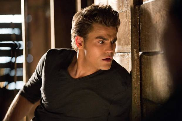 """Growing Pains""--Paul Wesley as Stefan on THE VAMPIRE DIARIES on The CW. Photo: Bob Mahoney/The CW ©2012 The CW Network. All Rights Reserved."