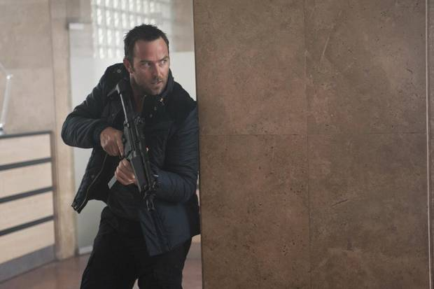 "Sullivan Stapleton in Cinemax's hit action series ""Strike Back."" - Photo by Liam Daniel/Cinemax"