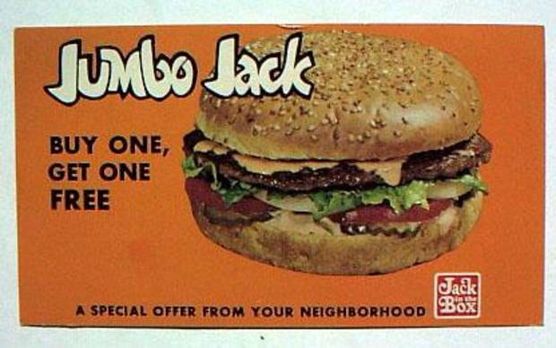Is bringing the Jumbo Jack to the metro the first step in building a bigger, better culinary community? No. but together we can make it happen.