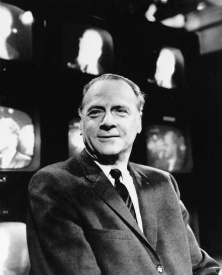 Author and Professor Marshall McLuhan. 1967 (AP Photo)