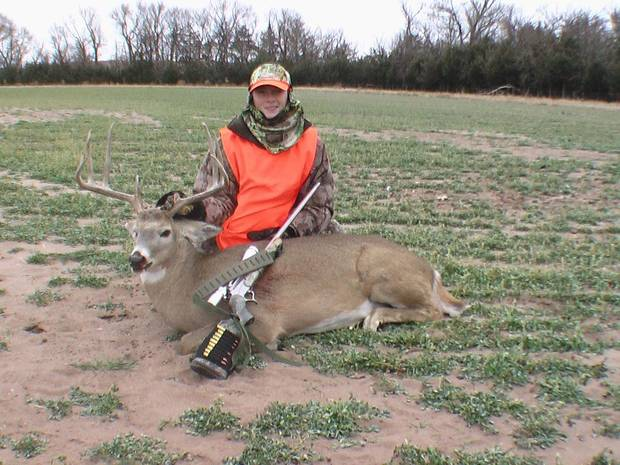 Mark Meadors with 9 point deer harvest on Nov 29th<br/><b>Community Photo By:</b> Mark Meadors<br/><b>Submitted By:</b> mark, oklahoma city