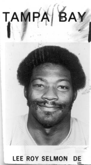 Lee Roy Selmon, University of Oklahoma football player. 12-21-81