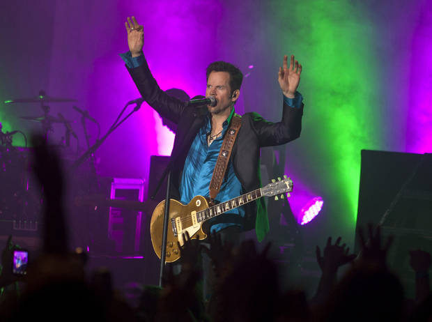 Country singer-songwriter Gary Allan will play Saturday during the PRCA Xtreme Bulls Tour at the Oklahoma State Fair. Photo provided