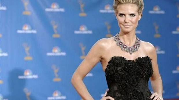 "Heidi Klum will design a collection for Babies ""R"" Us"