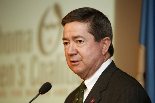 Oklahoma Attorney General Drew Edmondson. By Steve Gooch, The Oklahoman