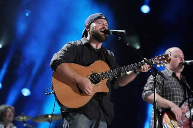 Zac Brown (AP file photo)
