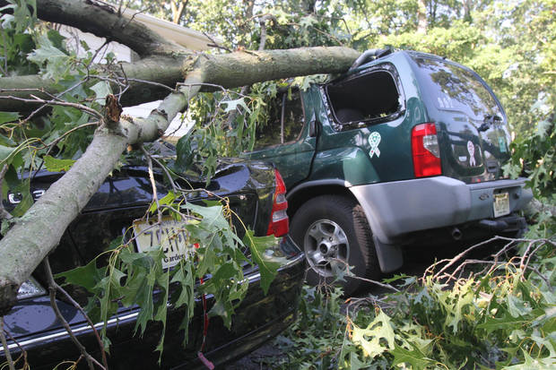 Article Photos: QUICK FACTS ON STORMS, SUMMER HEAT IN EASTERN US ...