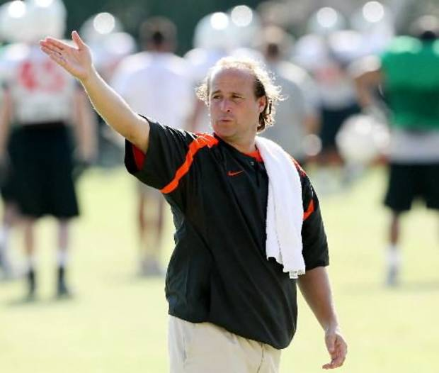 Dana Holgorsen continues to be a hot commodity in the coaching market.