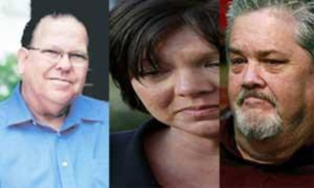 Donald Wheeler, Jennifer Shawn, Randy Lack - Photos provided