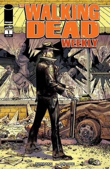 Walking Dead Weekly #1
