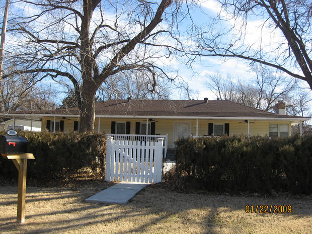 This $298,000 home at 4300 Memory Lane in Oklahoma City also is listed on a county notice as being subject to federal forfeiture proceedings. The home is listed in county records as owned by Dryden Mitchell, son of Teddy Mitchell. <strong>Oklahoma County assessor - Oklahoma County assessor</strong>