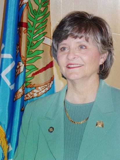 Picture of Rep. Sally Kern, R-Oklahoma City. For ele-hd84, scheduled to run Saturday.                                ORG XMIT: KOD